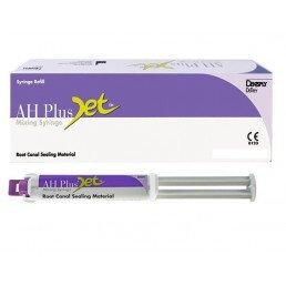 АН плюс Джет (AH+ Jet)  (1 шпр*15 г без cмесителей) Паста для пломбирования каналов,Dentsply (ЭйчПлюс)