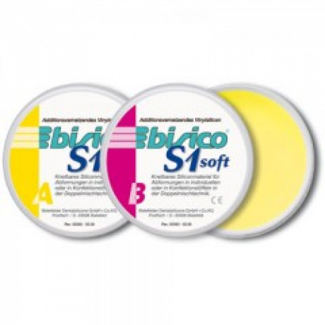 Бисико S1 Soft (2х300мл) - Базовый материал (для сэндвич-техники) Bisico