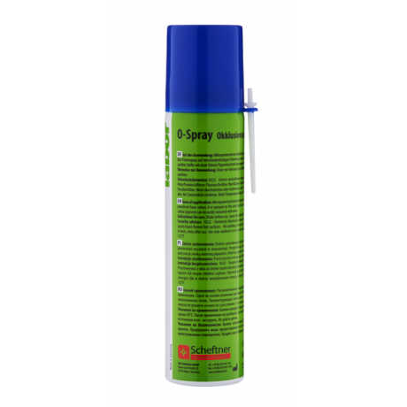 Копирка спрей Scheftner Синяя (75мл) Окклюзивный спрей для маркировки контактных пунктов