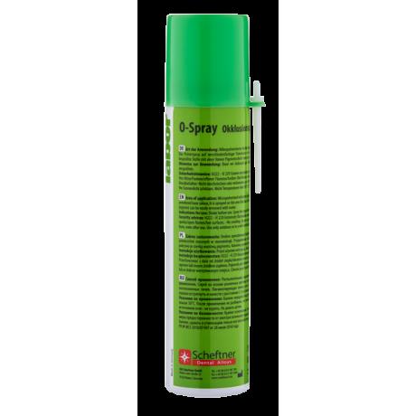 Копирка спрей Scheftner Зеленая (75мл) Окклюзивный спрей для маркировки контактных пунктов