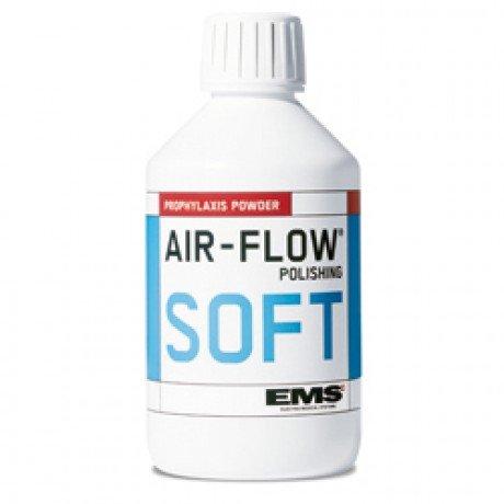 АирФлоу Софт (200гр) с глицином - порошок для обработки зубов пациентам с чувствительным пародонтом EMS (AirFlow Soft)