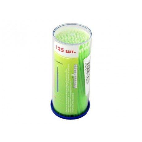 Аппликаторы ДС маленькие-зеленые (S=1мм) 125шт